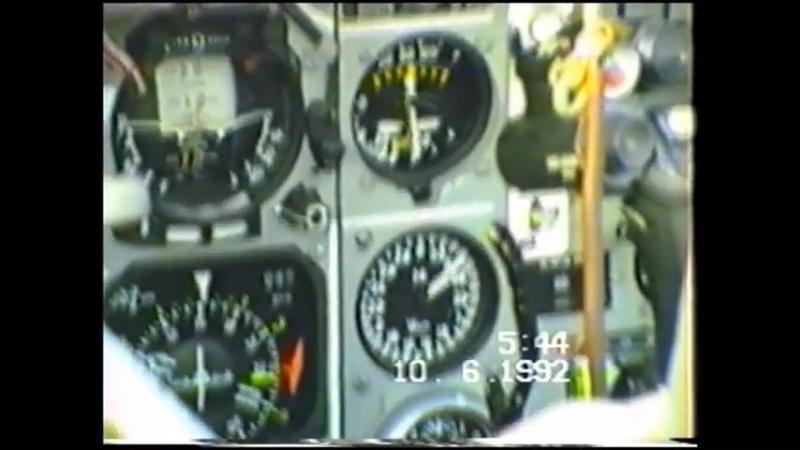 Вывод 35 ИАП Цербст ЗГВ 10.06.1992 ( 1 часть )