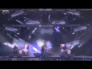 Cryptopsy - Live @ Hellfest (June 16th, 2017)