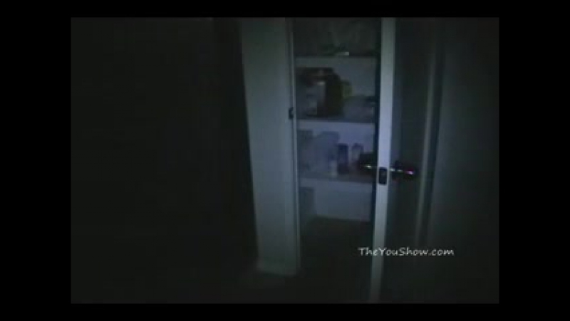 Призрак в доме