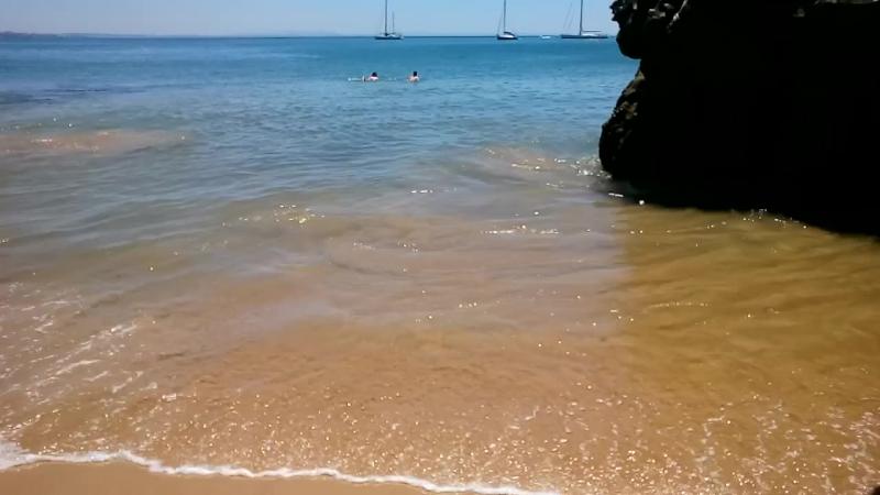 Кашкайш, Португалия, Атлантический океан