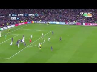 Барса 6 - 1 ПСЖ матч легенда Лиги Чемпионов (один из лучших камбэков в истории футбола)