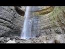 Малый Чегемский водопад Адай-Су (Девичья коса), Кабардино-Балкария