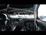 Onboard lap #Sebring #BMW #M6 #GTLM with #MartinTomczyk