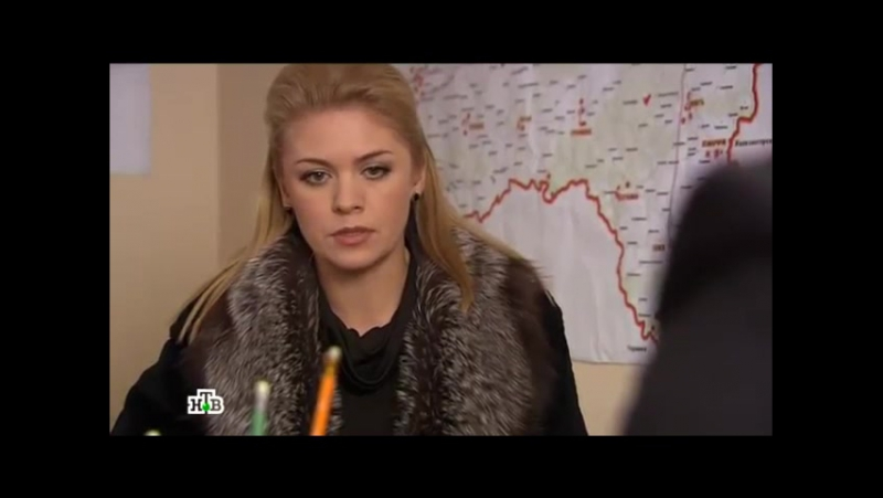 Анна Данькова в сериале Лесник. Фильм 55 Телохранитель