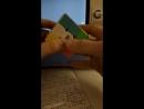 Тренировка по сборке кубика рубика