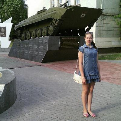 Кристина Фильчук