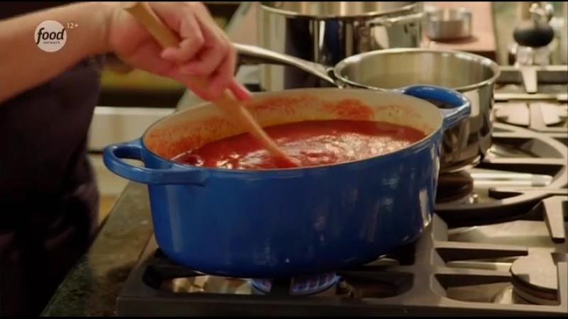 Домашняя еда от Валери, 1 сезон, 3 эп. Праздничный стол
