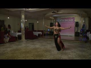 Ruwaida at Gala Show SALATA BALADI festival