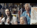 Boris Vallejo and Julie Bell on painting Andrew W.K.'s album cover, You're Not Alone