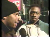 Pete Rock &amp C.L. Smooth Interview In Times Square For