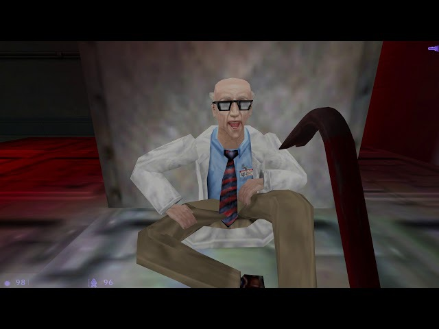 Half-Life: Blue Shift - Duty Calls (Level 2)