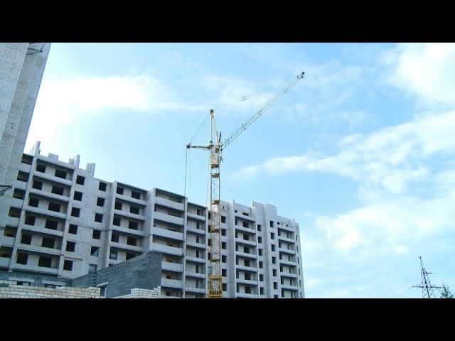Дольщики недостроенного дома на Ново-Казанской в Пензе терпят убытки в 5 млн. рублей