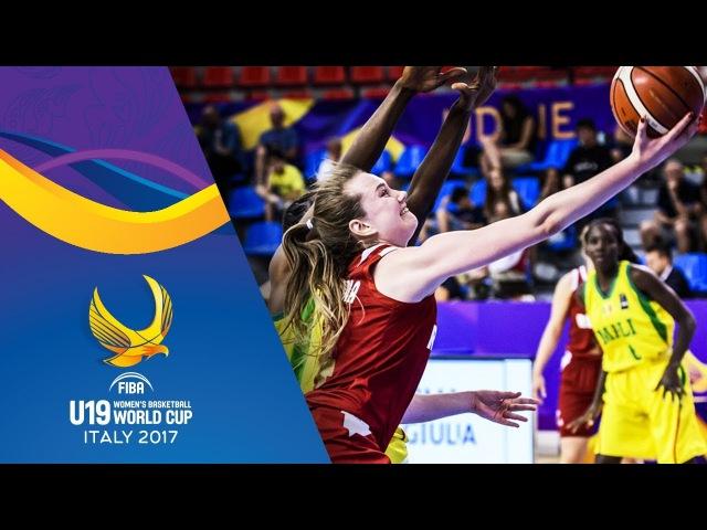 Raisa Musina - All-Star Five - FIBA U19 Women's Basketball World Cup 2017