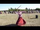 Раковка 150 летие Открытие Фланкировка Вольная Медведица