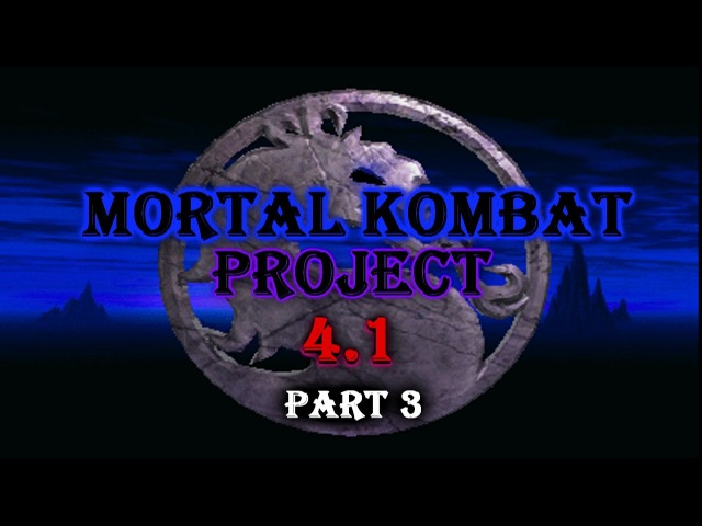M.U.G.E.N Mortal Kombat Project 4.1 (2.5 season) - Combo Compilation | Part 3