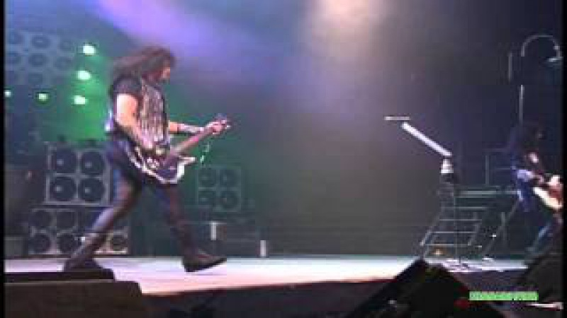 KISS - Creatures Of The Night [ The Palace, Detroit 11/27/92 ]