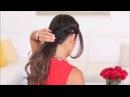5 Причесок на каждый день Для длинных и средних волос