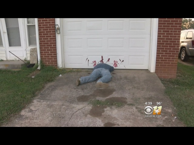 Halloween Display In East Tennessee Prompts Sheriff's Department Warning