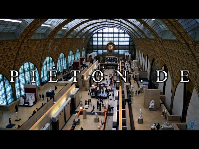 Musee d'Orsay Revisited, February 2017, 4K