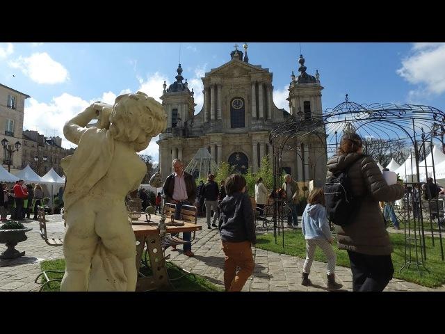 Esprit Jardin 2017 - Versailles fête le printemps