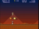 Mario Forever Roman Worlds World IV by MrPrzemistrz