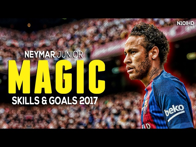 Neymar - Invisible ● La Liga/Liga BBVA 2016-2017 ● Crazy Skills x Goals x Assists ● 2017 HD