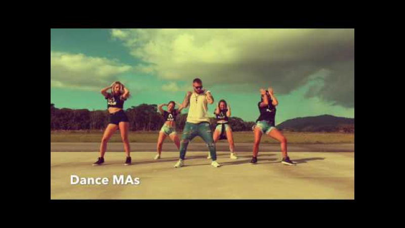 Despacito Luis Fonsi ft Daddy Yankee Marlon Alves Dance MAs
