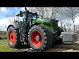 Fendt Vario 818, 824, 930, 939 &amp 1050 Pulling The Sledge at Pulling Events  Tractor Pulling Denmark