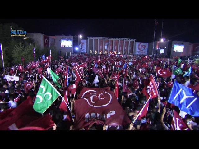 Cumhurbaşkanı Recep Tayyip ERDOĞAN TBMM 15 Temmuz Demokrasi ve Milli Birlik Günü Anma Törenleri