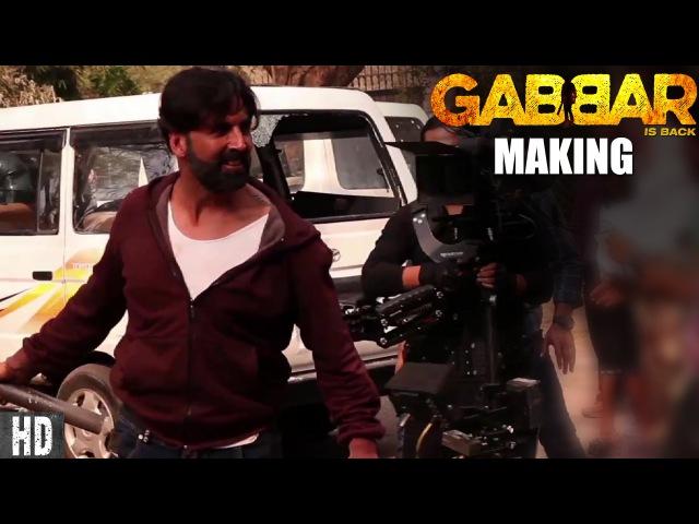 The making of Gabbar Ki Badmaashi! Starring Akshay Kumar Shruti Haasan ! In Cinemas Now