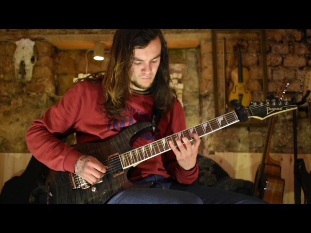 Death - Voice of the Soul - David Acuña - Cover (Standard tuning)