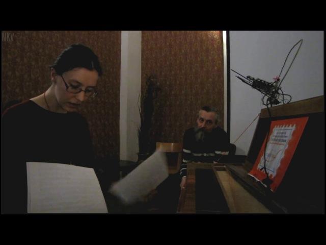 Лекция-концерт Мары Ишиной и Николая Смирнова «Струны сердца. Концерт для клавикорда»