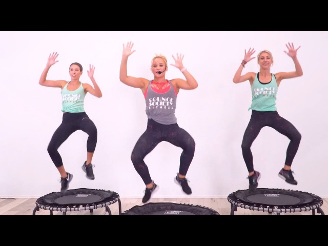 Bounce Society Fitness - Rookie Today Cardio Workout