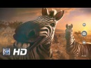 "CGI 3D Animated Spot DStv African Festive"" by Directed by Hilton Treves"