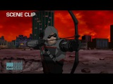 Freedom Fighters The Ray  Season 1, Episode 2 Black Condor Fights Black Arrow  CW Seed