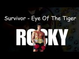 Survivor - Eye Of The Tiger (Rocky ost) bass cover e:veryday play#145