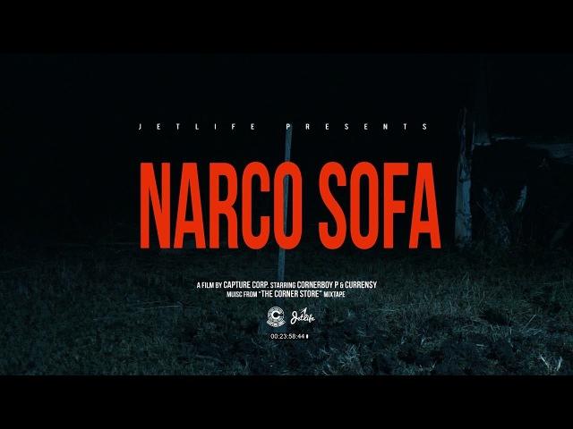 Corner Boy P - Narco Sofa (Feat. Curren$y)