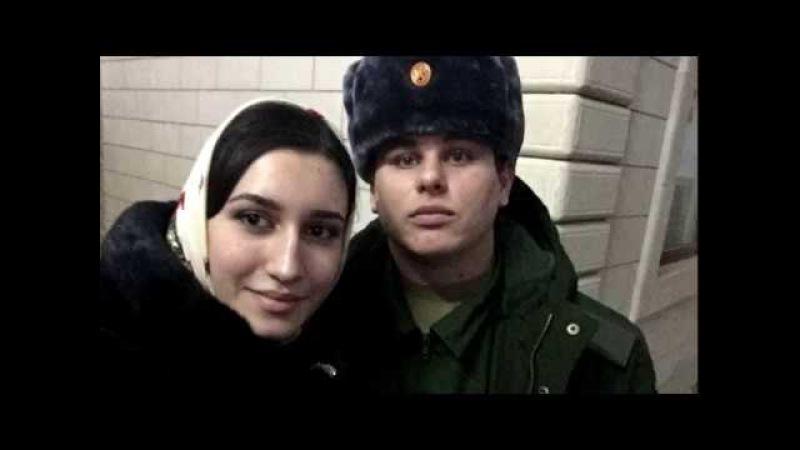 Проводы любимого в армию♥08 12 17 г Знаменск в ч 75376 11 рота