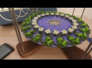 4-Mation carousel 1: Jumping Frogs - a 3D Zoetrope