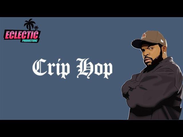 *SOLD* Dr Dre X Ice Cube Hard West Coast Gangsta Type Beat Instrumental Crip Hop [Prod. Eclectic]