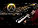Overwatch : Victory Main Theme - Piano Solo Cover | Léiki Uëda