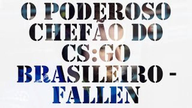 Música: O Poderoso Chefão - Fallen. (Prod. Fac Tual Clã)