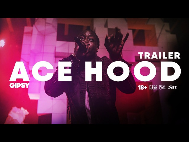 Ace Hood live in GIPSY | Aftermovie by BLAZETV