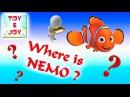 Where's NEMO? Play, toy joy. В поисках Немо.Wo ist NEMO?.NEMO在哪里? 玩,玩具和喜悦。