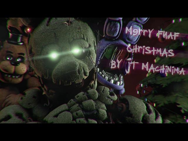 [SFM FNAF] Merry FNAF Christmas [REDO]
