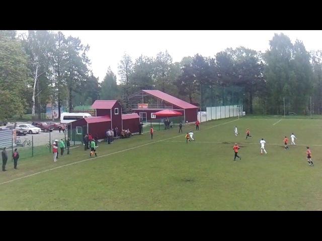 Волга - Шинник 2005 1 тайм