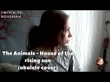 THE ANIMALS – HOUSE OF THE RISING SUN (ukulele cover)