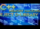 C C Memory Hacking Eject Dll From a Process Reverse Dll Injection