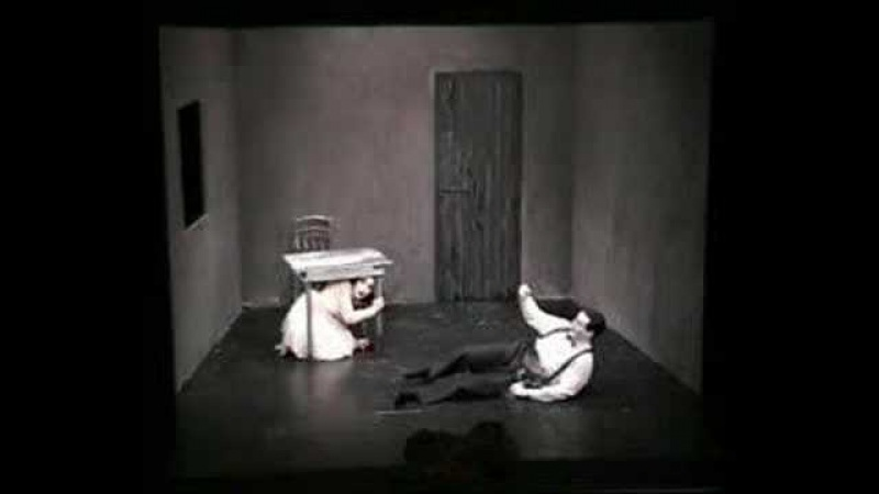 Marcel Marceau company Un soira