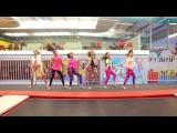 Sak Noel &amp Salvi ft. Sean Paul - Trumpets  TRAMPOLINE DANCE